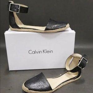 Calvin Klein Flat Espadrilles